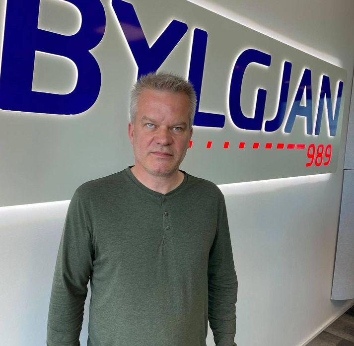 Svavar Guðmundsson sjávarútvegsfræðingur.