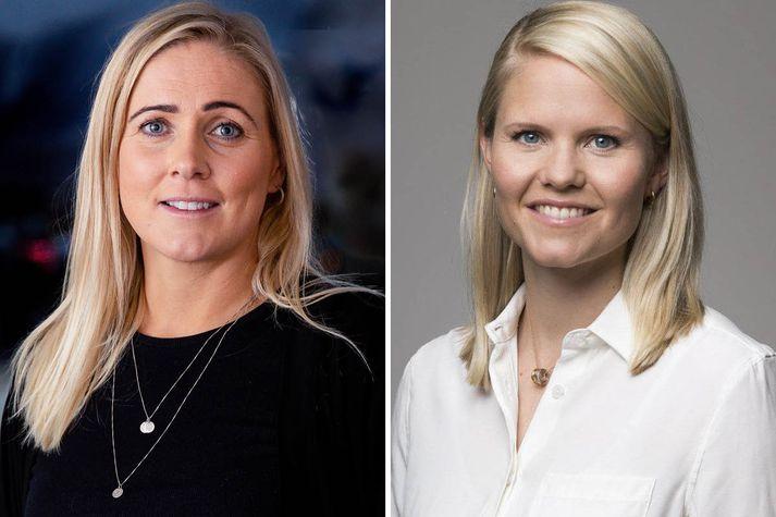 Silja Úlfarsdóttir og Ásta Sigríður Fjeldsted eru á meðal þeirra sem fá fjölmiðlaþjálfunina hjá FKA.