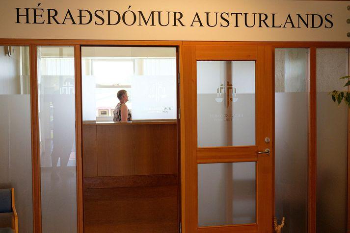 Héraðsdómur Austurlands á Egilsstöðum.