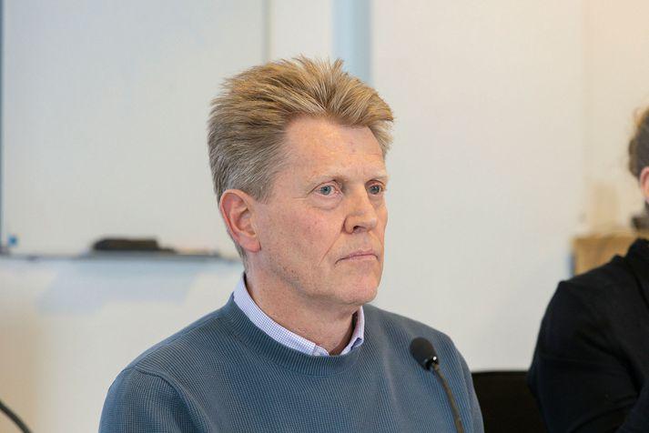 Már Kristjánsson er yfirlæknir smitsjúkdómadeildar Landspítalans og formaður farsóttarnefndar.