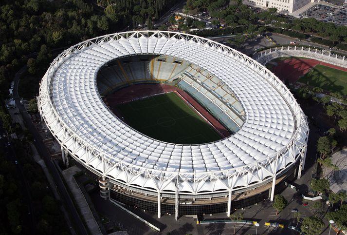 Stadio Olimpico völlurinn í Róm