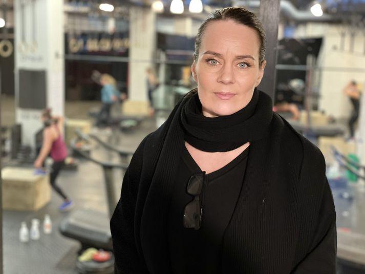 Hrönn Svansdóttir, framkvæmdastjóri og eigandi CrossFit Reykjavíkur.