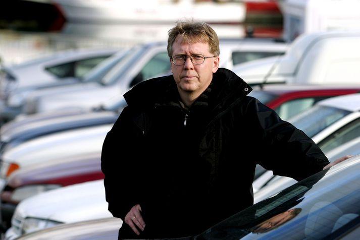 Sigurður Már Jónsson.