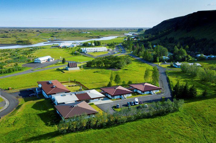Íbúar á Kirkjubæjarklaustri ættu að sjóða vatnið sitt á næstunni.