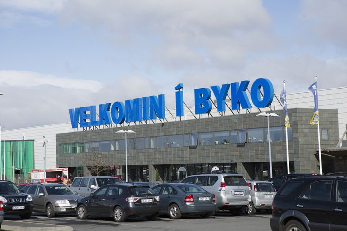 Byko þarf að greiða 325 milljónir króna í sekt.
