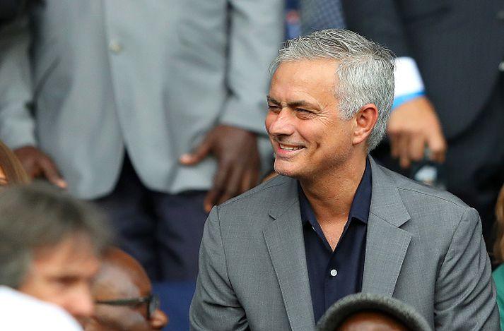 Mourinho gæti orðið næsti stjóri Tottenham.