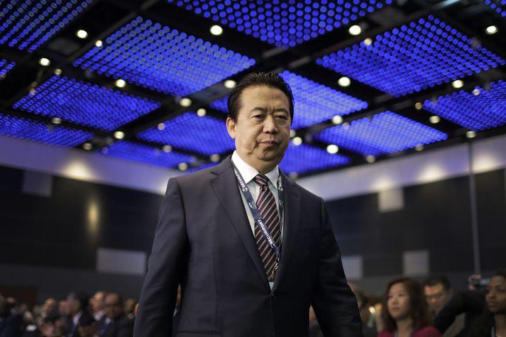 Ekkert hefur spurst til Hongwei síðan hann hélt til Kína seint í september.