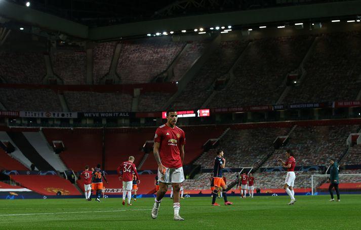 Manchester United vann öruggan sigur í Meistaradeild Evrópu á þriðjudag en í kvöld bárust fréttir þess efnis að félagið hefði orðið fyrir árás tölvuþrjóta.