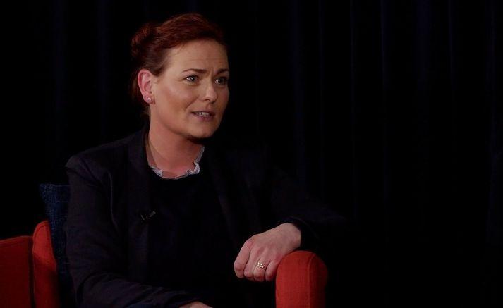 Anna Greta Ólafsdóttir skólastjóri er sjálf með ADHD og á barn með ADHD og lesblindu.