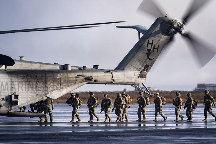 Um er að ræða uppfærslu á ratsjárkerfum NATO ásamt viðhaldi og uppbyggingu á Keflavíkurflugvelli.