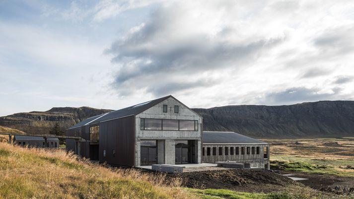 Drangar eftir Studio Granda hlýtur tilnefningu til Hönnunarverðlauna Íslands fyrir árið 2020.