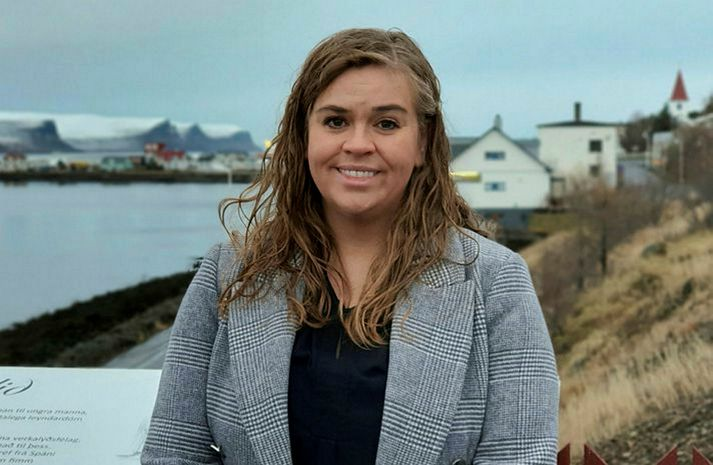 Rebekka Hilmarsdóttir, bæjarstjóri Vesturbyggðar.