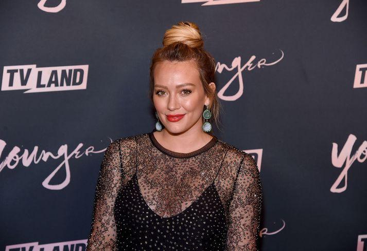 Hilary Duff mun snúa aftur sem Lizzie McGuire.