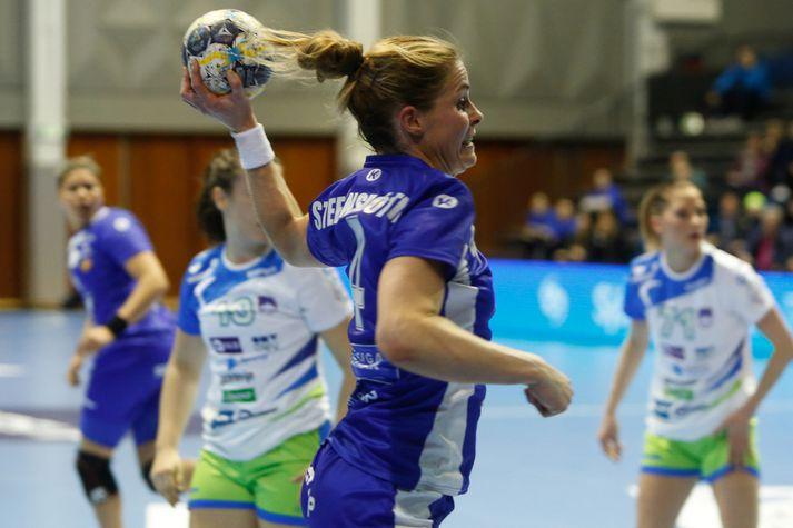 Þórey Rósa Stefánsdóttir.