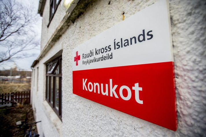 Rauði kross Íslands rekur Konukonu við Eskihlíð í Reykjavík.