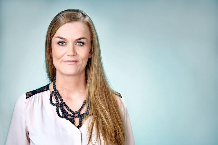 Berglind Hreiðarsdóttir