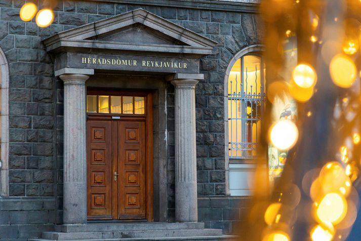Dómurinn féll í Héraðsdómi Reykjavíkur 9. desember.