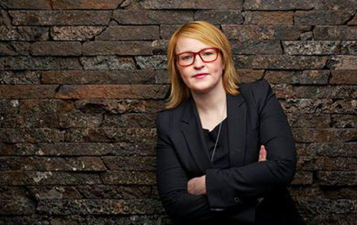Dagný Hrönn Pétursdóttir hefur starfað hjá Bláa lóninu frá árinu 2007.