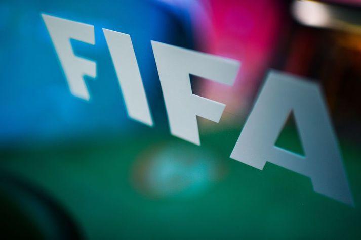 Aðildarsambönd FIFA eru 211 talsins.