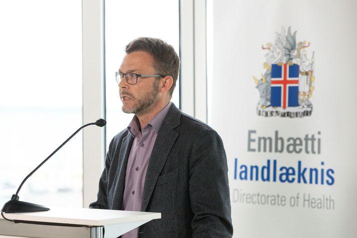 Páll Þórhallsson verkefnisstjóri í forsætisráðuneytinu.