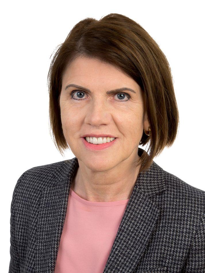 Inga Jóna Friðgeirsdóttir.