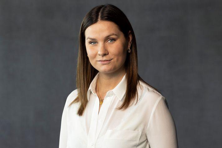 Elísabet Ýr Sveinsdóttir.