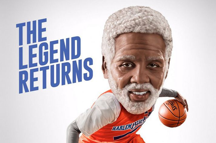 "Kyrie Irving sem ""Uncle Drew"""