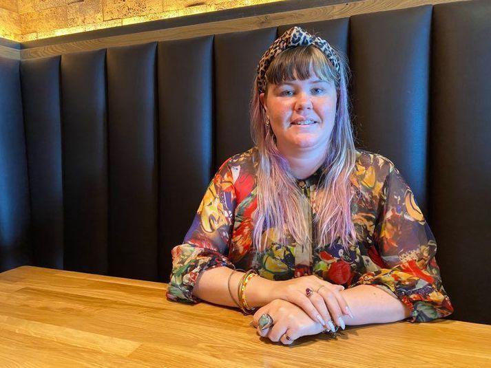 Viktoría Blöndal segir að það sé mikilvægt að sýna lífið eins og það er í raun og veru.