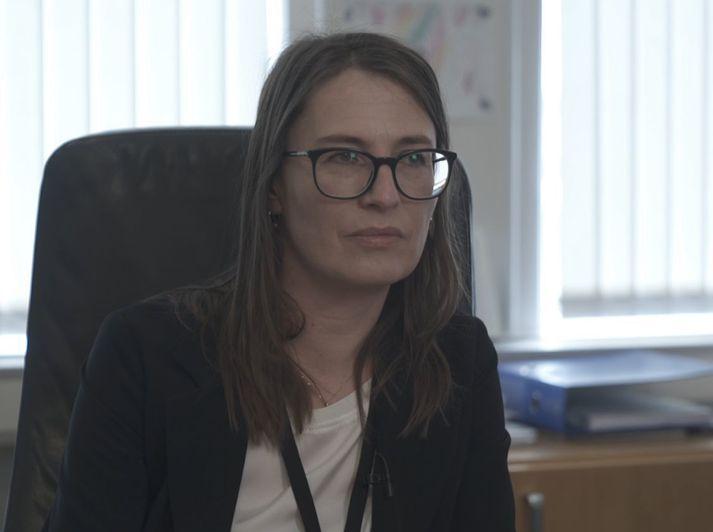 Theodóra Emilsdóttir, settur skattrannsóknastjóri.