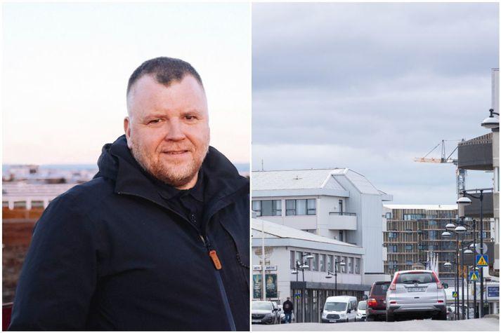 Guðbergur situr í miðstjórn Sjálfstæðisflokksins.