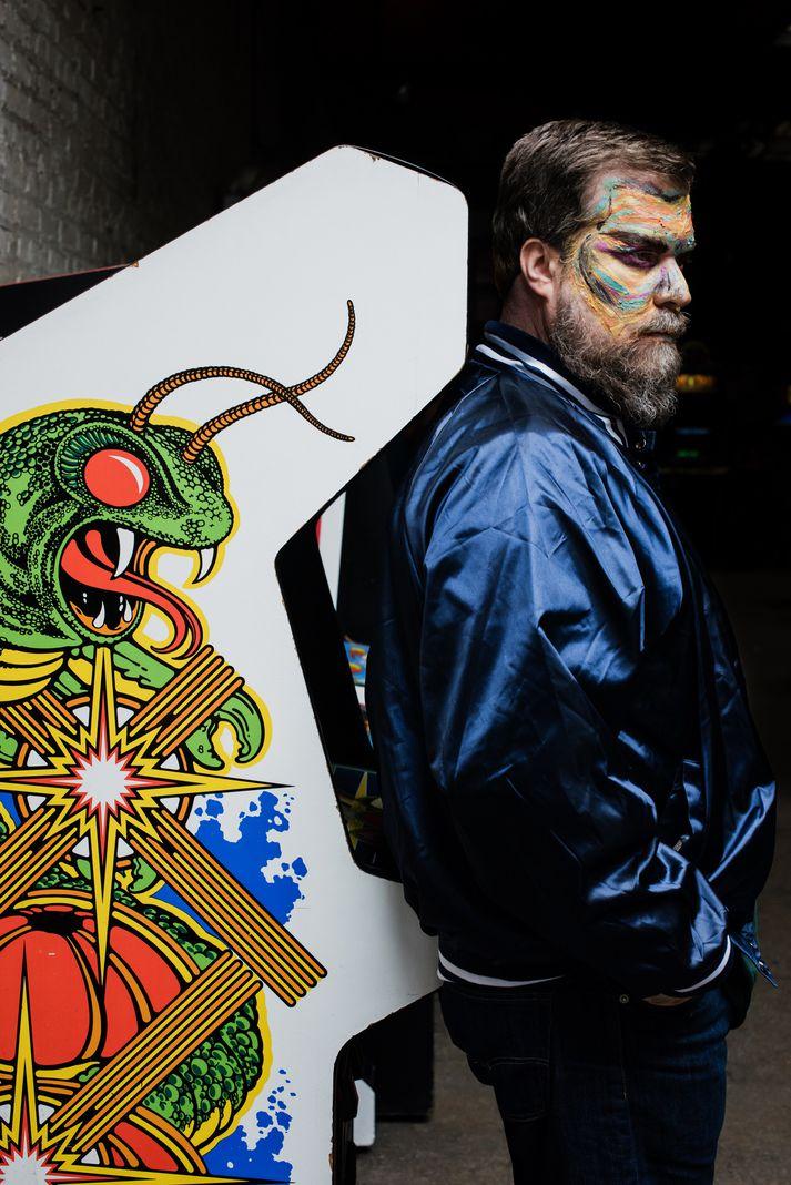 John Grant er að leggja lokahönd á sína fjórðu breiðskífu.