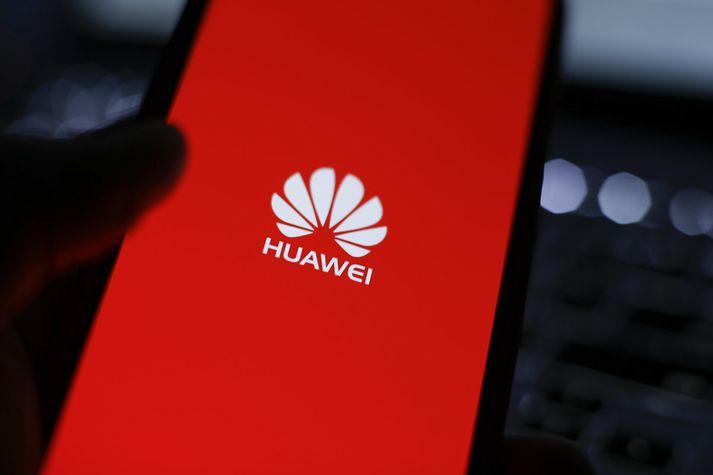 Huawei hefur verið undir smásjá Vesturlanda undanfarið.