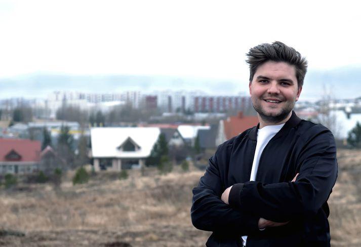 Daníel E. Arnarsson, framkvæmdastjóri Samtakanna ´78, sækist eftir 2. sæti á lista Vinstri grænna í öðru hvoru Reykjavíkurkjördæmanna