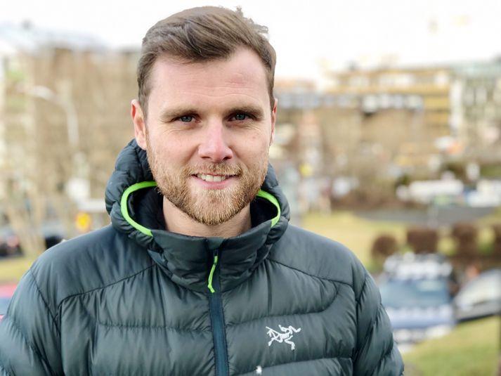 Sævar Helgi Bragason er vel þekktur fyrir einlægan áhuga sinn á stjörnufræðum og loftslagsmálum.