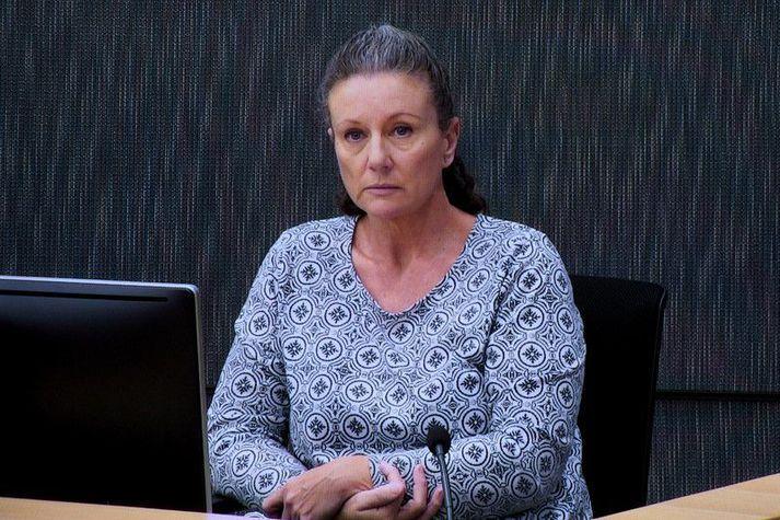 Kathleen Folbigg afplánað 18 ár af þrjátíu ára fangelsisdómi sínum.