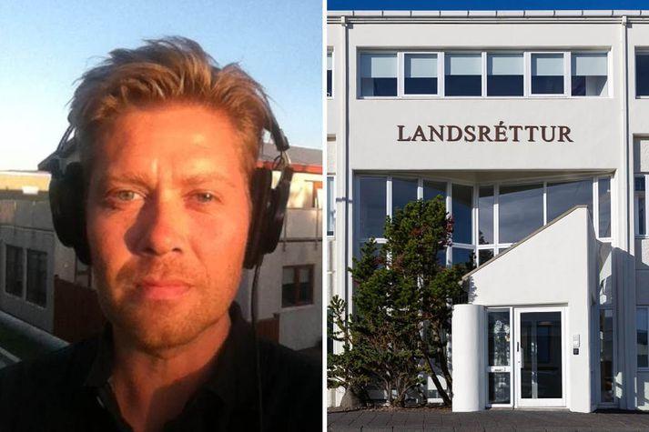 Axel Axelsson fékk tveggja ára fangelsisdóm. Ekki þótti ástæða til að skilorðsbinda dóminn vegna alvarleika brotanna.