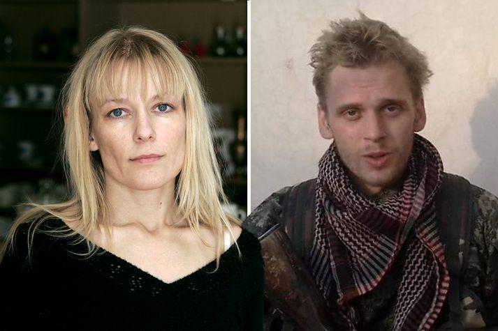 Eva Hauksdóttir og Haukur Hilmarsson.
