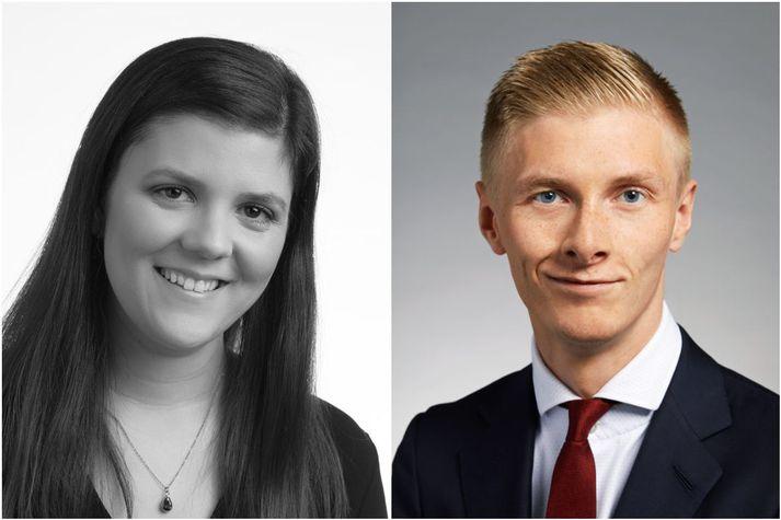 Linda Ramdani og Gunnar Atli Gunnarsson hafa verið ráðin aðstoðarmenn Hæstaréttardómara.