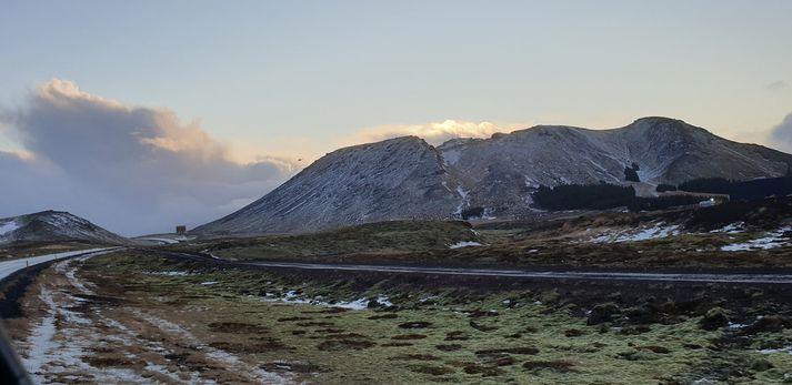 Rólegt hefur verið í kringum Þorbjörn í nótt.