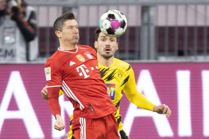 Bayern München og Borussia Dortmund eru ekki á meðal stofnmeðlima ofurdeildarinnar.