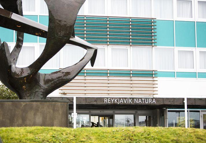 Icelandair Hotels rekur meðal annars hótelið Reykjavík Natura við Nauthólsveg. Tekjur hótelkeðjunnar námu 97 milljónum dala í fyrra og þá var samanlögð EBITDA félagsins um tólf milljónir dala.