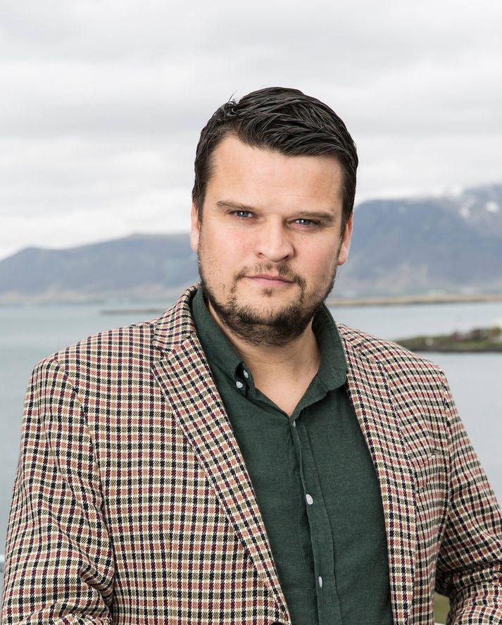 Jón Gunnar Þórðarson hefur starfað sem markaðsstjóri Mussina síðastliðin tvö ár.