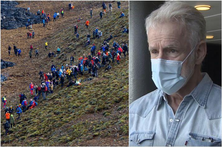 Geldingadalir hafa á skömmum tíma orðið langvinsælasti ferðamannastaður landsins.
