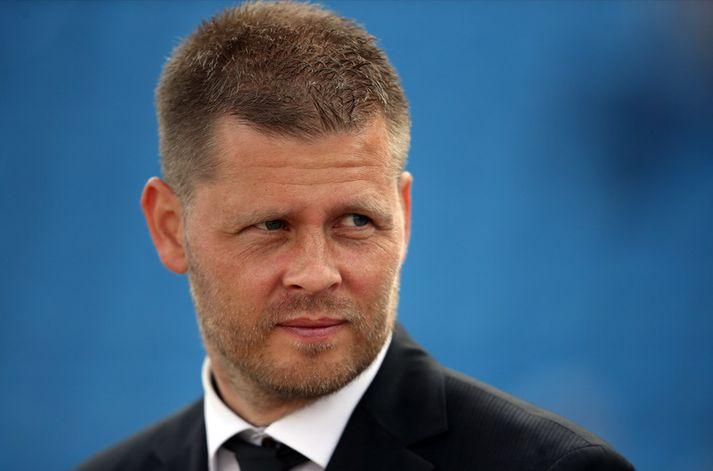 Sigurður Ragnar Eyjólfsson.
