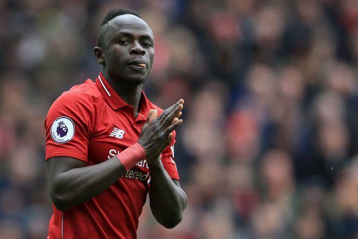 Sadio Mané hefur verið frábær með Liverpool liðinu en hann kom ekki vel fyrir þegar hann hitti Jürgen Klopp fyrst.