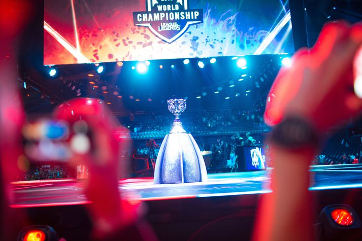 Heimsmeistaramótið í League of Legends hefst þann 5. október í Laugardalshöll.