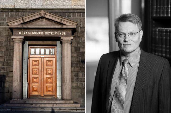 Einar Gautur Steingrímsson lögmaður ætlar sér að skrifa pistla um kynferðisbrotamál út frá sinni reynslu í réttarkerfinu.