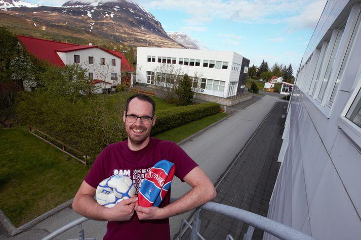 Bjarki Ármann Oddsson, íþrótta- og tómstundafulltrúi Fjarðabyggðar.