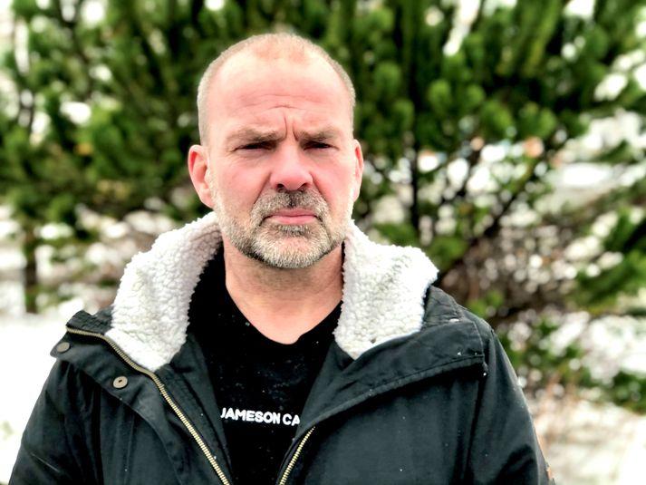 Akureyringurinn Finnur Aðalbjörnsson.