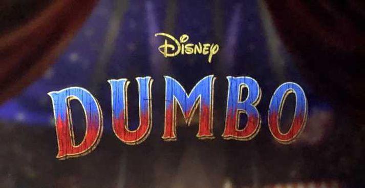 Disney myndin Dúmbó, sem kemur út í mars 2019.